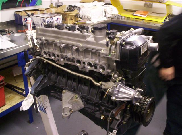 Supercharged Lexus Is200 Stage 2 Upgrade Engine Build