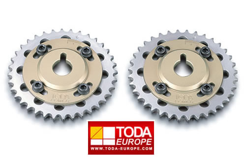 Toda Racing Cam Pulley - IN & EX are Common (SR20DET Only)
