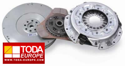 Toda Racing Clutch Kit - Metallic - S14 SR20DET