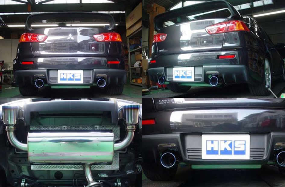 Mitsubishi Evo X Hks Legamax Premium 31021am004 £78000 Add To Basket · Silent Hipower Exhaust: Evo X Hks Hi Power Exhaust At Woreks.co