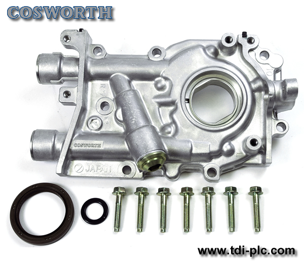 Cosworth Oil Pump (High volume with high pressure mod and install kit)
