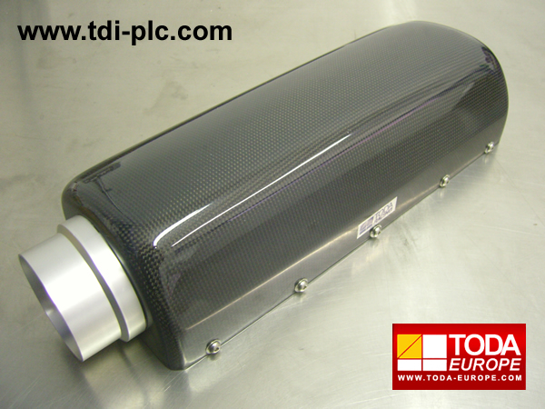 Toda Racing Carbon Fibre Surge Tank - For Sports Injection Kits Only