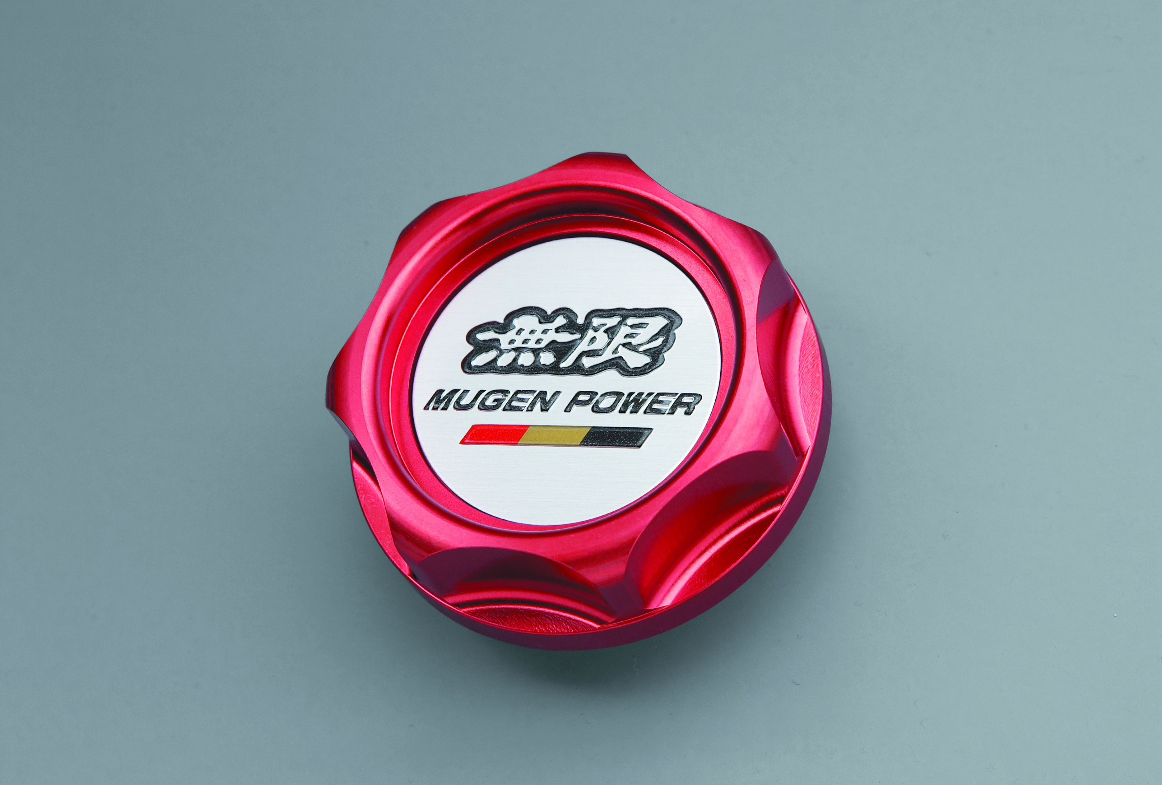 Honda Civic Type R's FN2 MUGEN alloy oil filler cap