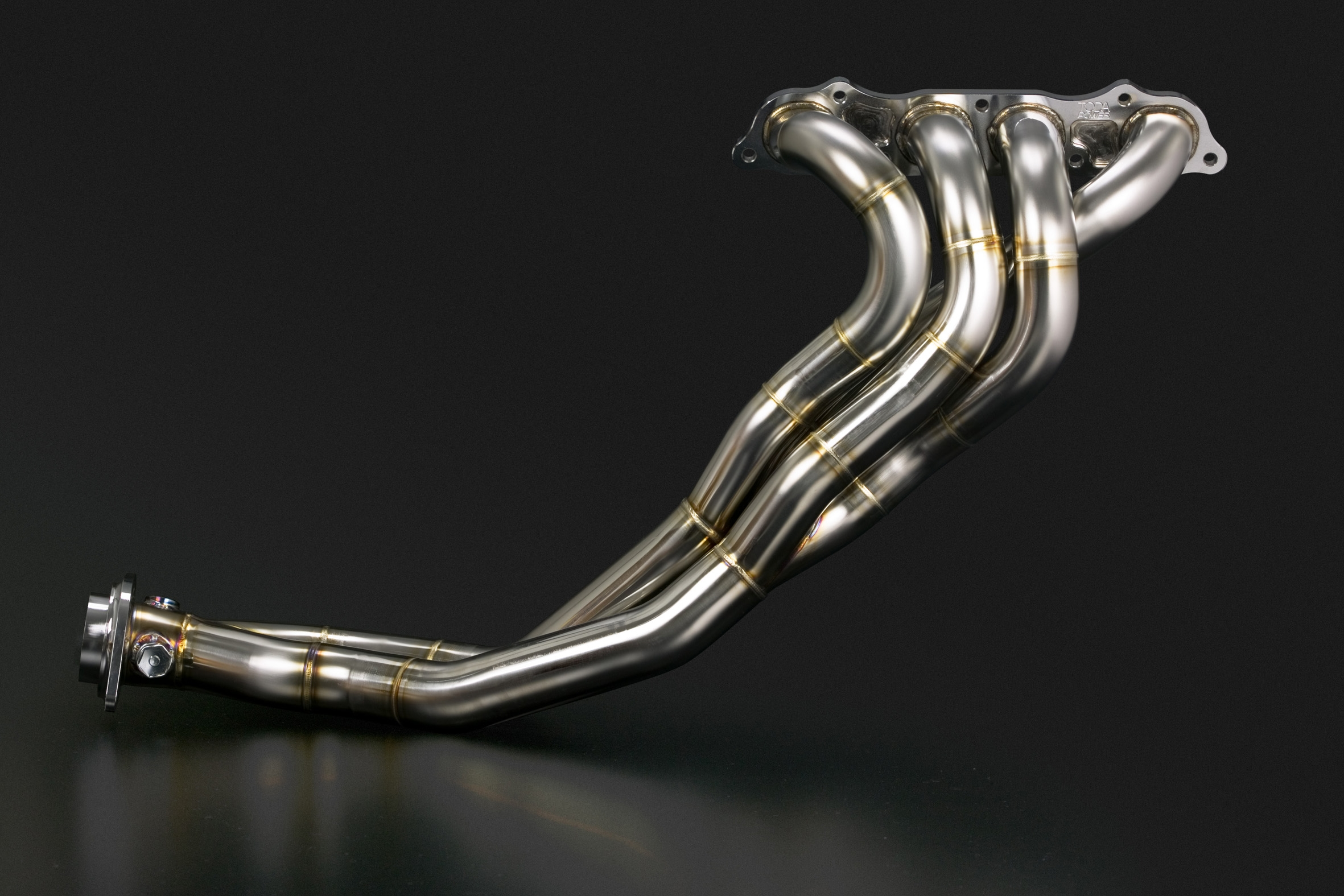 TODA Torquie-kun sports 4-2-1 manifold for the Honda S2000
