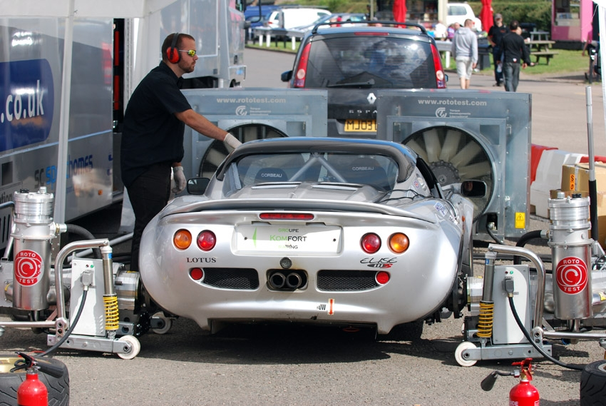 Torque Developments retained as performance validator by three Lotus championships