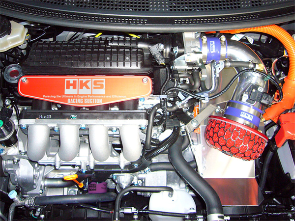 HKS Racing Suction induction kits for Honda CR-Z