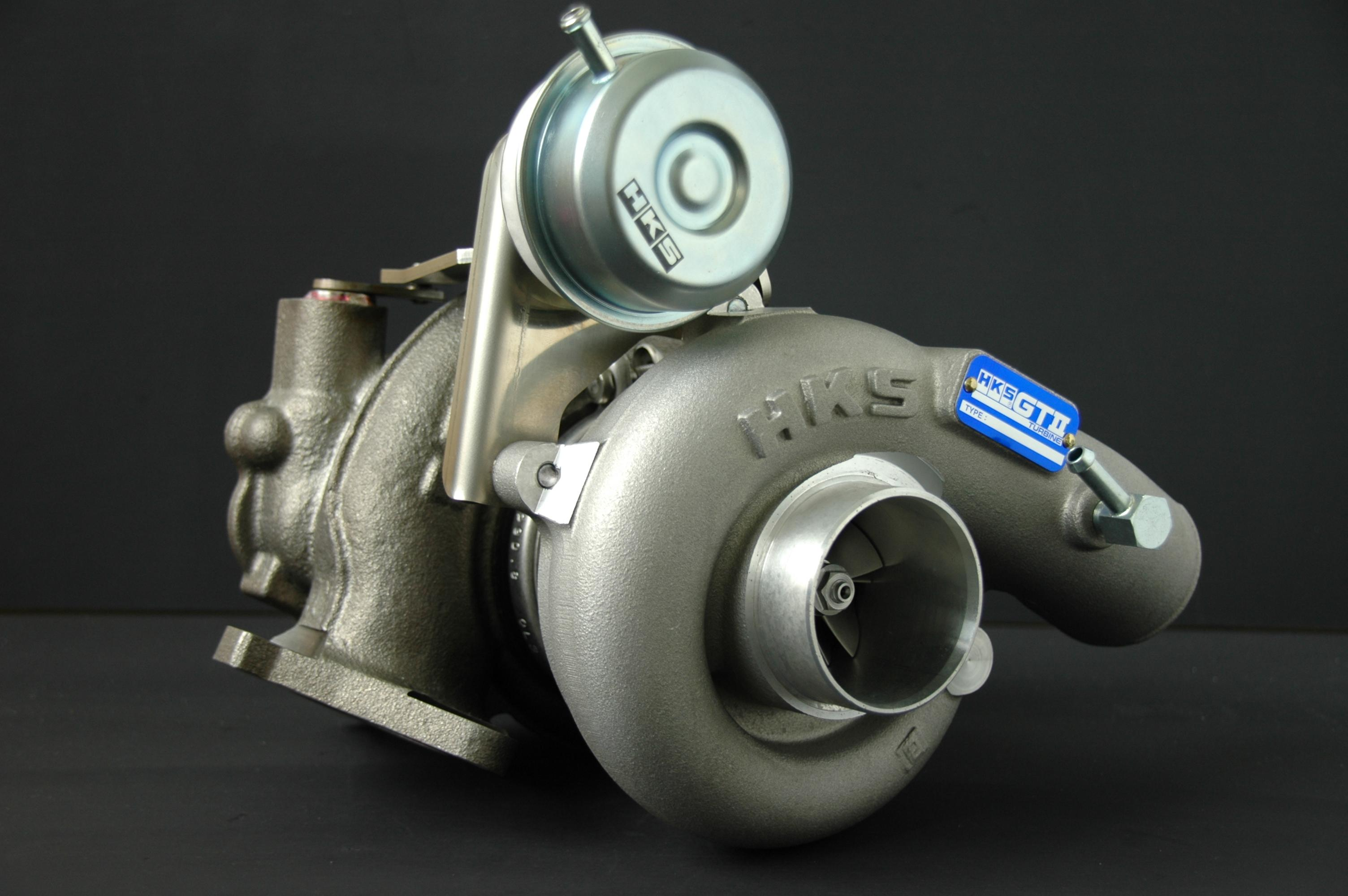 Subaru Impreza EJ25 HKS GTII 7460 Uprated Sports Turbine kit