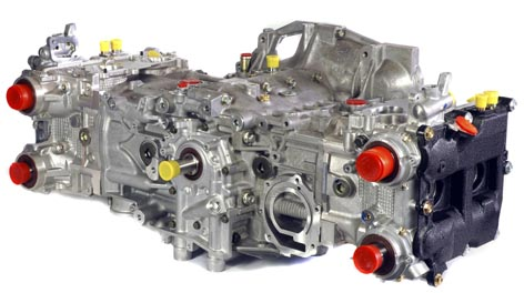 Special offer on Cosworth Subaru EJ25 long block assemblies from TDi-plc!