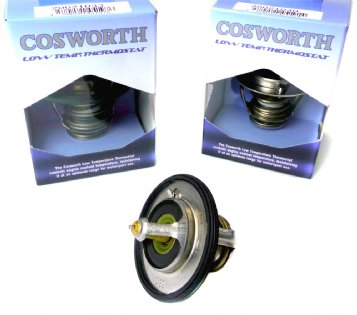 Cosworth low temperature thermostat range