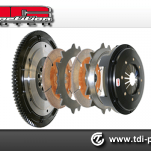 Competition Clutch Twin Plate - Evo 4, 5 & 6 (96>00 - 2.0L Engine) JDM Only