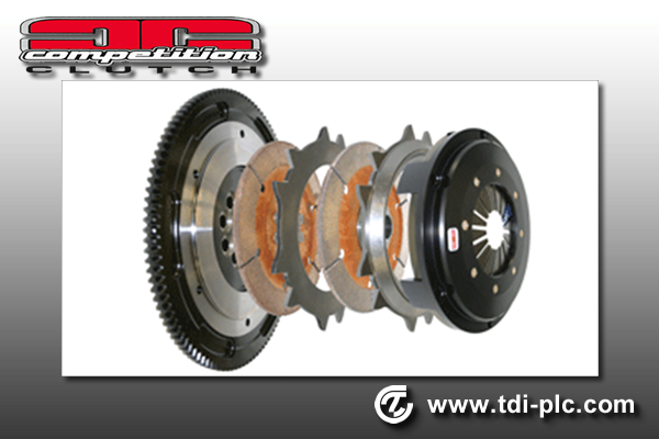 Competition Clutch Twin Plate - 200SX (95>98 - SR20 Engine)