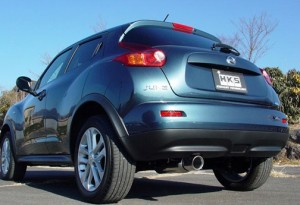 TDi-plc now offers a range of HKS ES Premium & Sports exhausts for the Nissan Juke.
