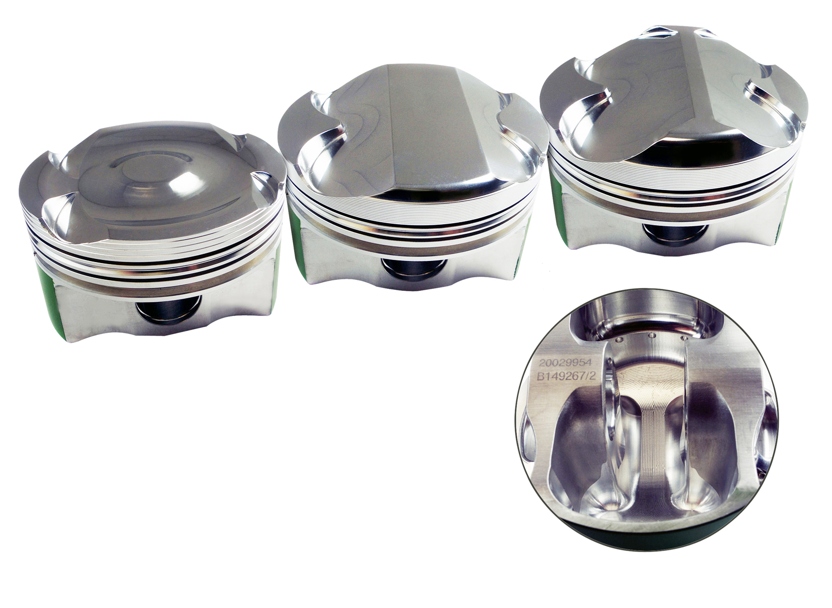 Cosworth launches the ulimate pistons for the Toyota 2ZZ-GE engined Lotus, Celica & MR2