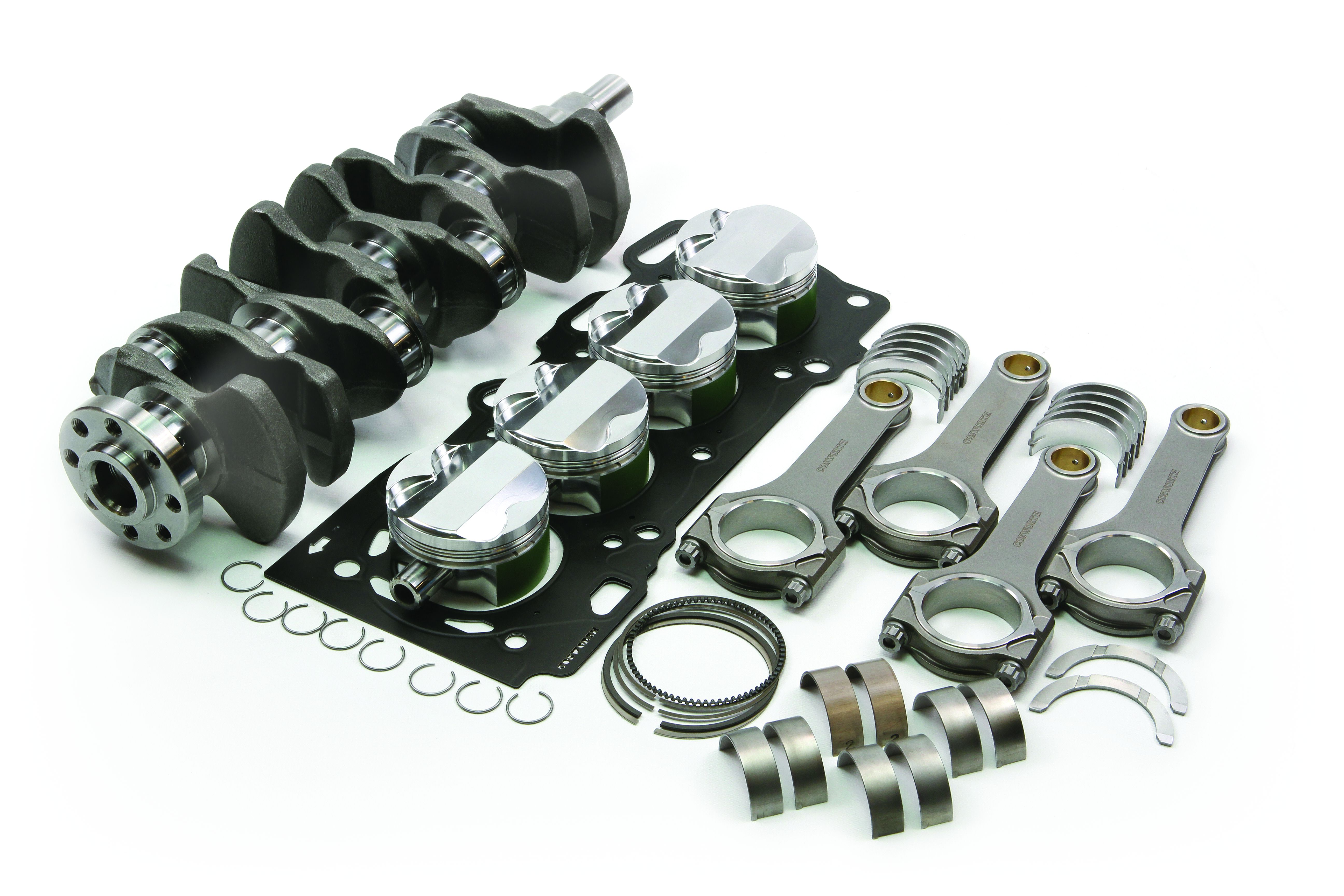 New Cosworth Components for Toyota 2ZZ Engine