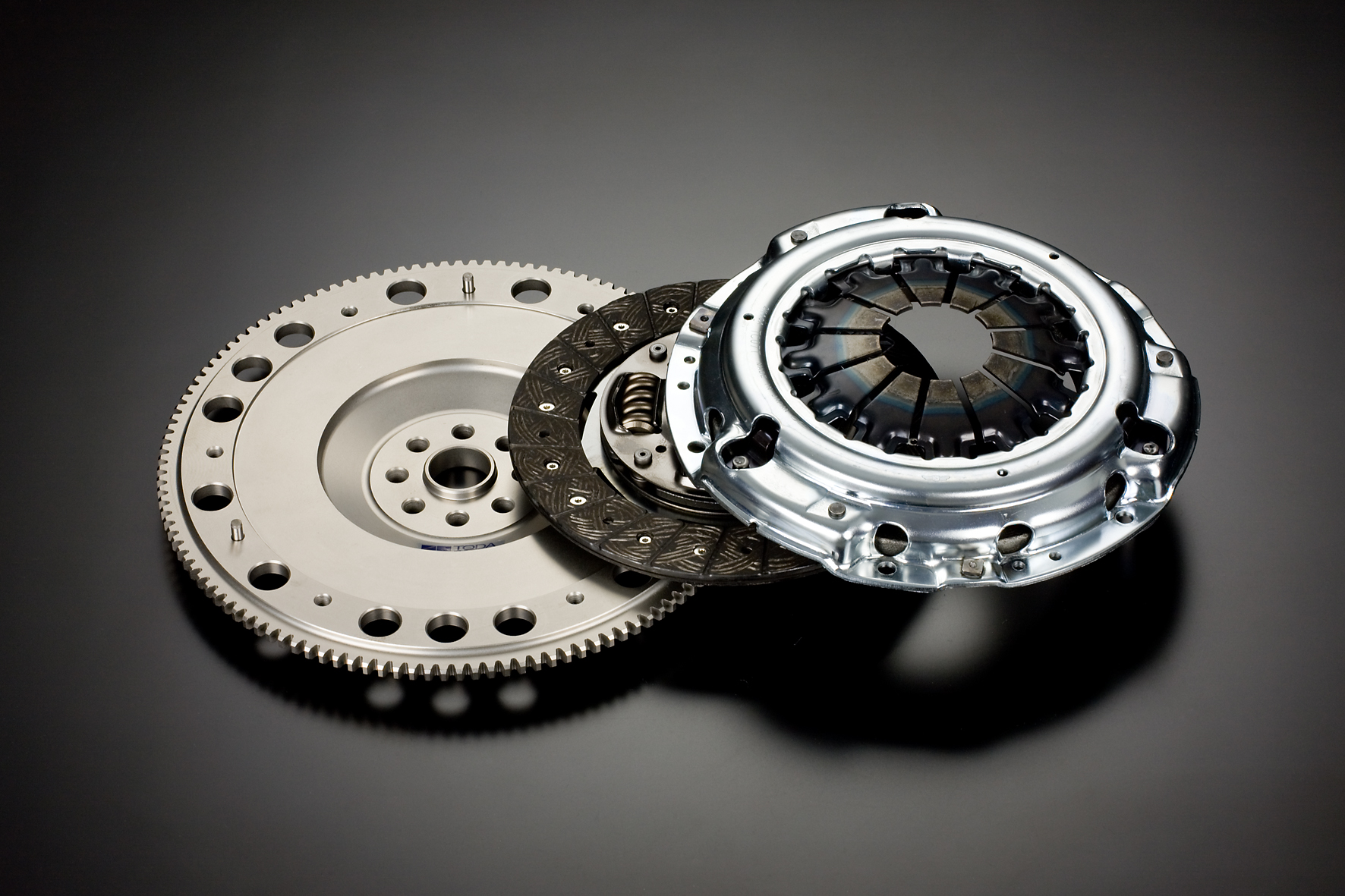 Toda Racing Clutch and Flywheel for Toyota GT86 and Subaru BRZ