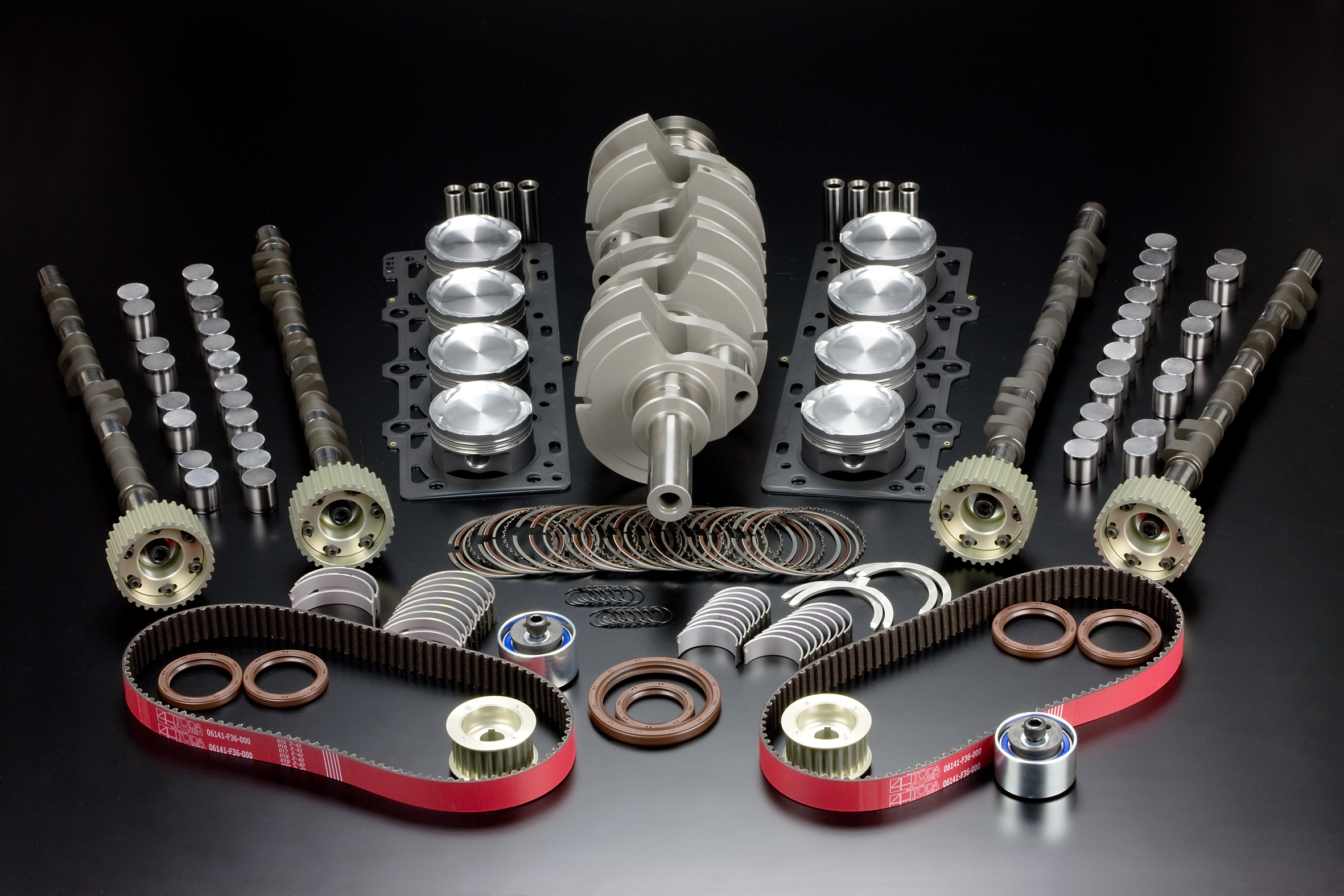 Toda Racing Ferrari 360 Engine Power Kits