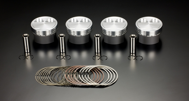 Suzuki Swift Forged Pistons from Toda Racing