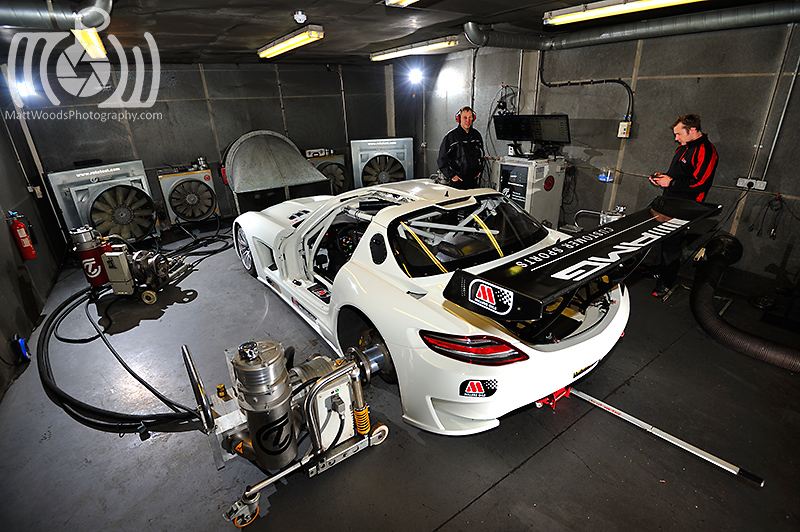 chassis dyno testing and optimisation