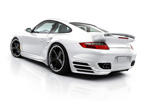 Porsche 997 Turbo Performance Upgrade Packages