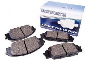 Cosworth Streetmaster and Trackmaster Brake Pads