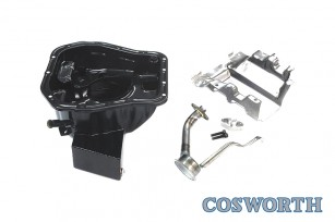 Cosworth EJ20/EJ25 Oil Pan and High Pressure Oil Pump