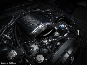 BMW E92 M3 Supercharger System