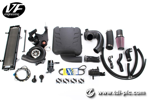 VF Engineering Supercharger System - VF650