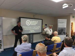 academy of motorsport sciences lecture to imi