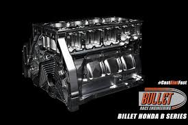 B Series Billet Cylinder Block